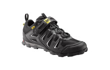 Mavic Alpine Schuhe Men black/metallic silver